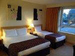 pokó hotelowy, łóżka