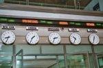 zegary na giełdzie